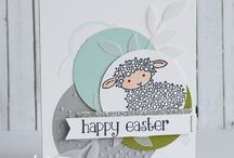 stampin up happy easter