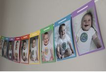 Lachies first birthday / Party ideas