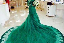 Nekah jurken