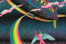 Escada para o Paraíso / Stairway To Heaven-Led Zeppelin