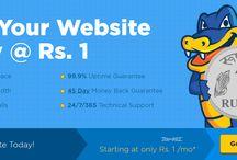 Domain,Web Hosting Offer