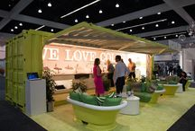 DS Booth / trade show inspiration / by Danica