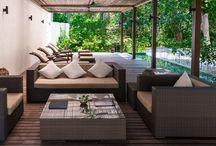 Outdoor Garden - Interior