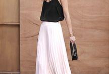 Mode fashion / Idées tenues quotidiennes, mariages, soirées