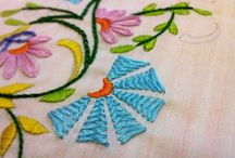 hand embroider