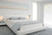 dreamy places to dream / Interior Design - bedrooms / by Kit Lang