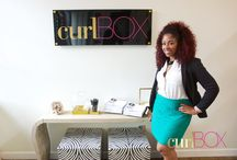 The Curls Course with Mo Knows Hair! / Photographer: @flylifeimages  / by curlBOX