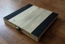 hout is wer us wat anders / Oud, Steiger, en pallet hout