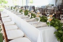 Ideas for Event Planning / Work / I'm a meeting planner and always looking for fun decor and event ideas! / by Amanda Evans