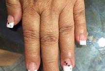 Mis uñas!!!!!