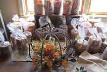 Shoppe Displays / Shoppe displays and products available for sale through Gatherings Facebook Shoppe coming soon!