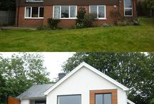 before after house