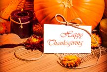 Happy Thanksgiving / Beautiful Thanksgiving Decorations for Your Home www.galleriarealtors.com