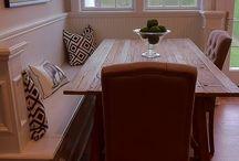 Dining Room Ideas / by Ellen Barnes