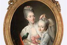 18th century: Children, parenthood