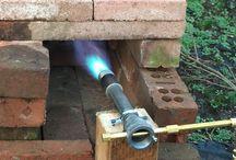 Blacksmithing Forge
