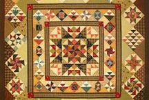 Medallion Quilts / by Karen Lee