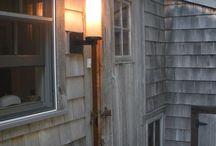 Exterior Wall Lights / Exterior installations