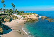 La Jolla, California / Got engaged to my husband on La Jolla Shores beach!! / by Renee Carrier