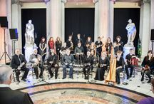 Dublin City Hall / TradFest concerts in Dublin City Hall