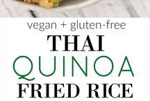 Thai Quinoa Friedrich Rice.