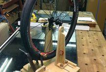devoiler roue velo