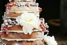 Naked Wedding Cakes / Naked wedding cakes