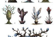 Treee concept art