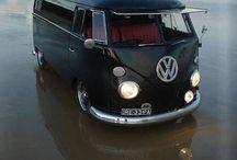 Classic Volkswagen Vans