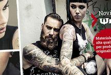 Wildcat / Wildcat è un'azienda tedesca fondata nel 1986 che produce piercing e bijoux davvero particolari.