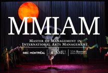 Master in International Arts Management / The World´s top International Arts Management program. Four top business schools, three major art cities, the top professors and practitioners worldwide.