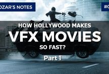 How Hollywood makes High Quality Block Buster VFX Movies so Fast?