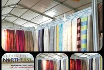 Exhibitions and Events / Fabric Plus's exhibitions and events country-wide and overseas.