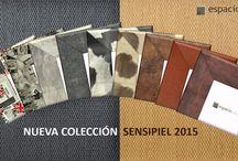 Nueva colección Sensipiel 2015 / Lo último en ribetes sensipiel para que combines con tu Vinylec. Los diseños más originales y actuales en Espacio Casa.