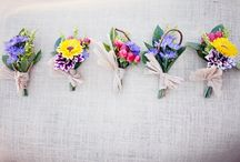 Flowers to Wear / boutonnieres, corsages, flowers for hair / by Every Bloomin' Thing