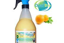 Produits français opaline mag / Dégraissant écologique aux extraits d'écorces d'oranges .