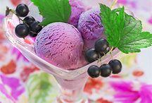 Мороженое , муссы