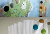 Felting / Felting fiber ideas and products from Fiberton Acres | Felting ideas from other felters we' d love to try here on the mini fiber farm.