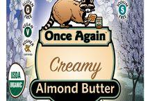 Nut Butters and Honey / Nut butters  and Honey products