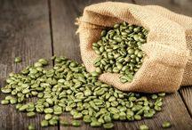 Grøn Kaffe ekstrakt / Grønne kaffebønner - Sådan virker slankepillerne med Green Coffee Extract