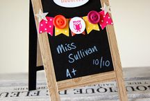 Stampin up Schule