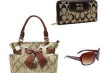 Coach Outlet - Cheap Handbags Sites / by Designer Brands