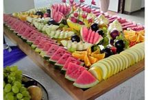 fruit bowl display