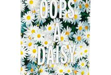 oops ...a daisy