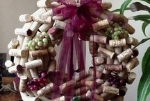 wine corks / by Mary Kay