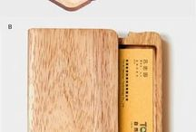 Accessories & Gadgets (wooden)