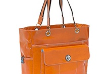 Orange you needing a laptop bag? / by Juli McGuire