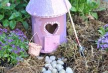 fairy gardens / by Jena Sovereign-Barnes