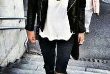 Leather jackets - ways to wear