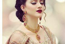 India makeup